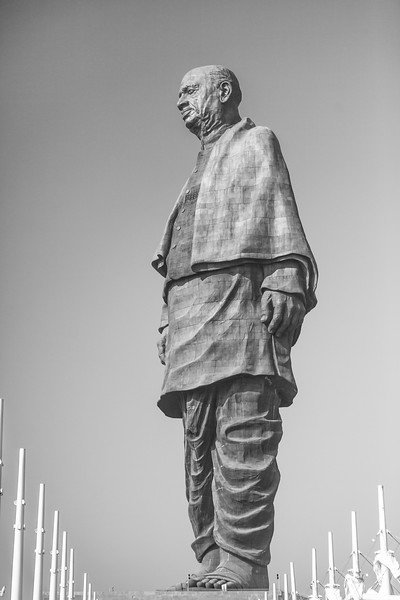 Statue of Unity, Kevadia, Gujarat, India