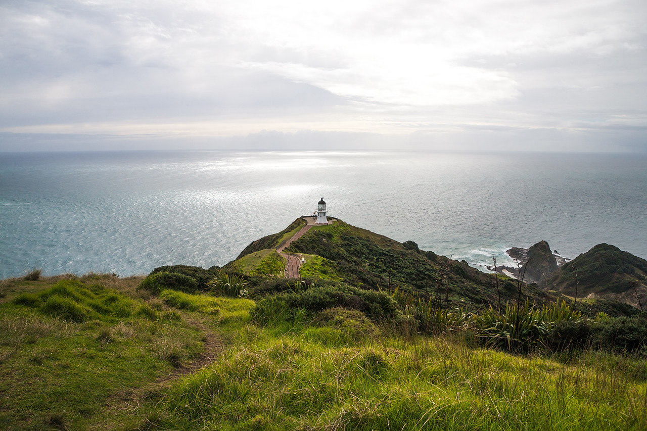 Cape Reinga, The northernmost point of mainland Nez Zealand