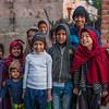 Smiling kids of Jaipura Garh, Rajasthan, India