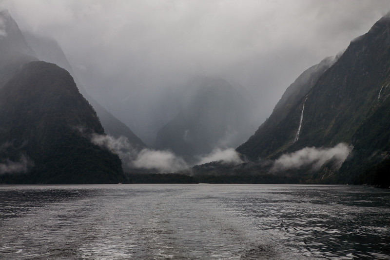 Milford Sound, Fiordland NP, New Zealand