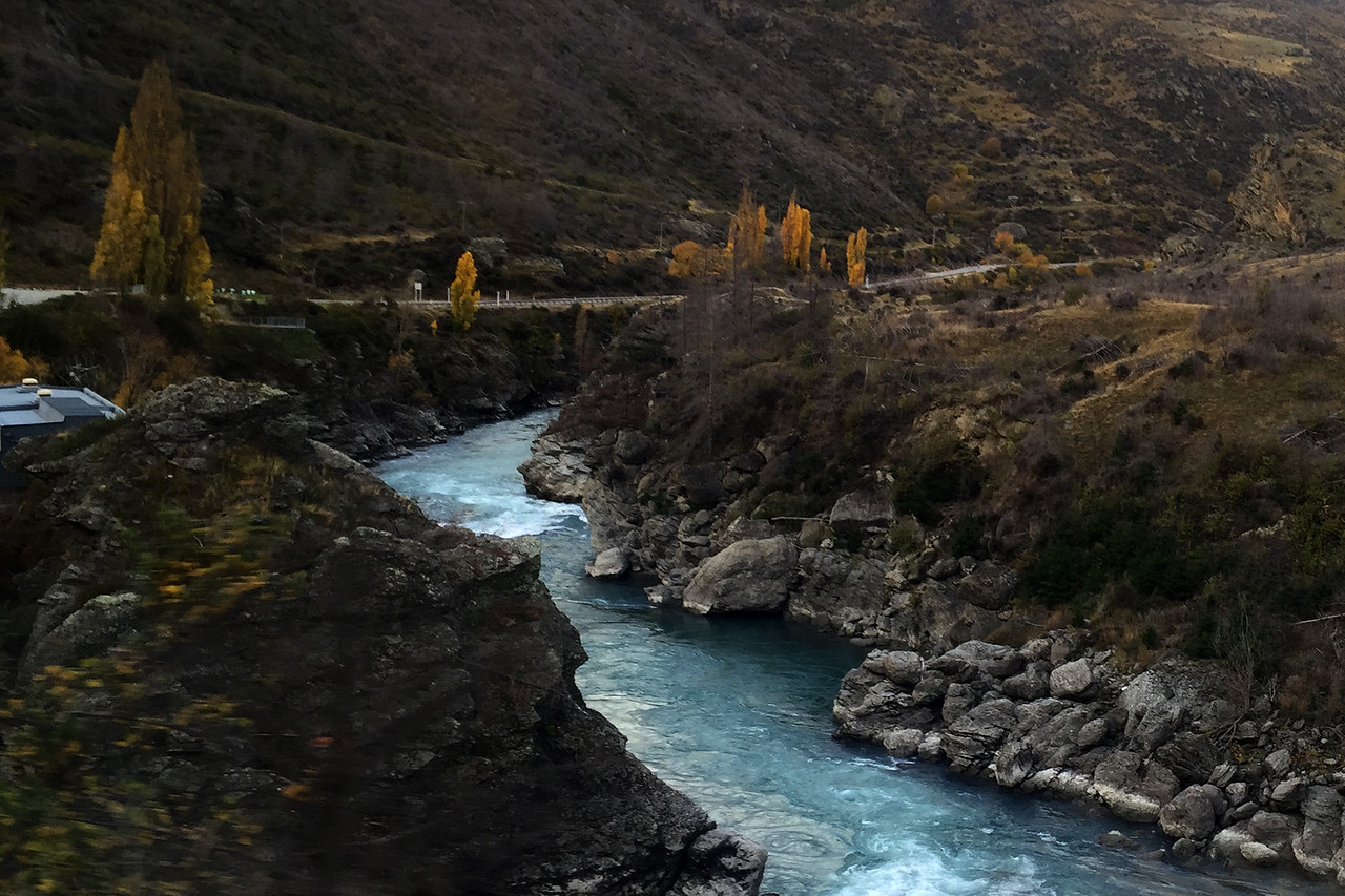 Kawarau George, Otago, New Zealand