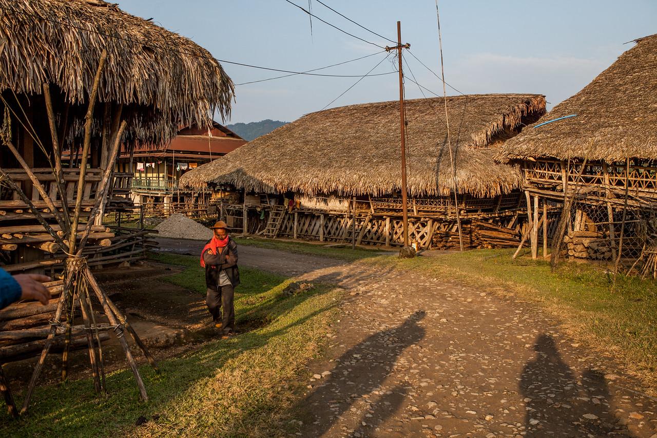 A village in Basar, Arunachal Pradesh, India