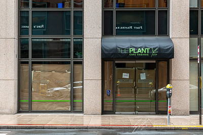 The Plant is one of several stores in the Financial District that closed temporarily.