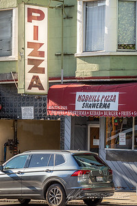 Nobhill Pizza Shawerma remains open for pickup, take-out and delivery.