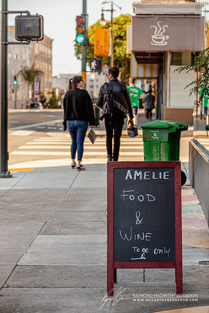 Amelie remains open for togo only.