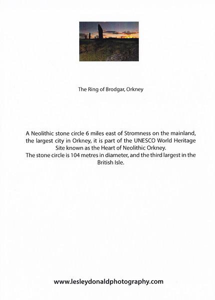 LDB_31  Ring of Brodgar, Orkney