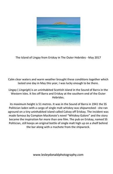 LDE_15 Lingay from Eriskay