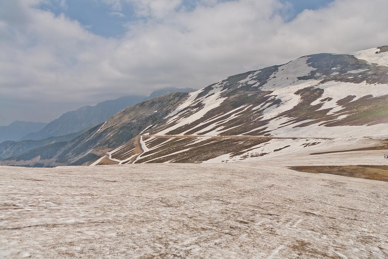 Sinthan Top, Kashmir, India