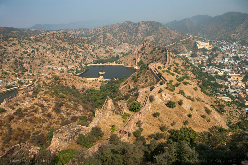 Jaigarh Fort, Jaipur, India