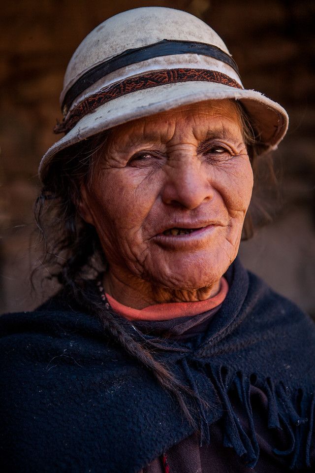 Woman of Maragua, Bolivia