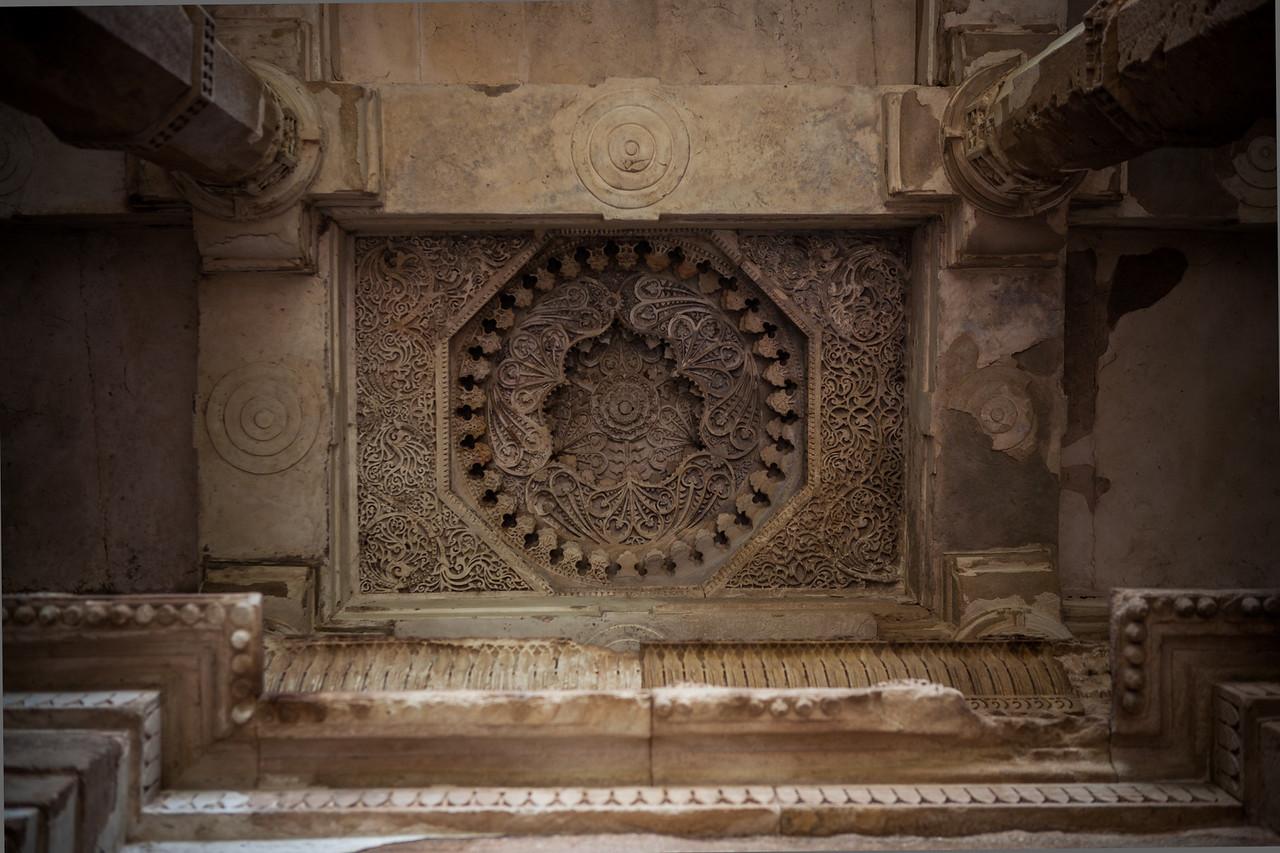 Jami Masjid at Champaner in Gujarat, India