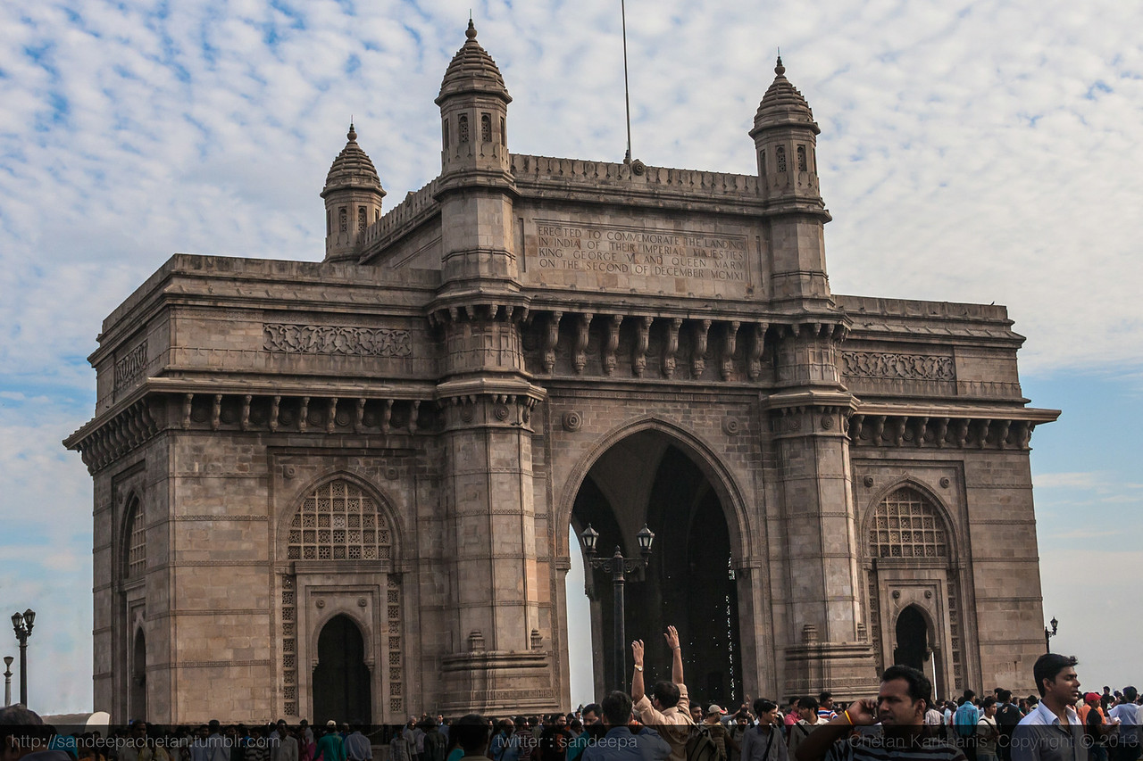 Gateway of India (Not to be confused with India Gate), Mumbai, India