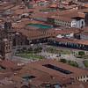 View of Plaza de Armas, Cusco, Peru