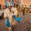 The Virgin of Guadalupe festival in Tupiza, Bolivia