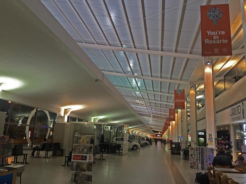 Rosario Bus Terminal; Argentina