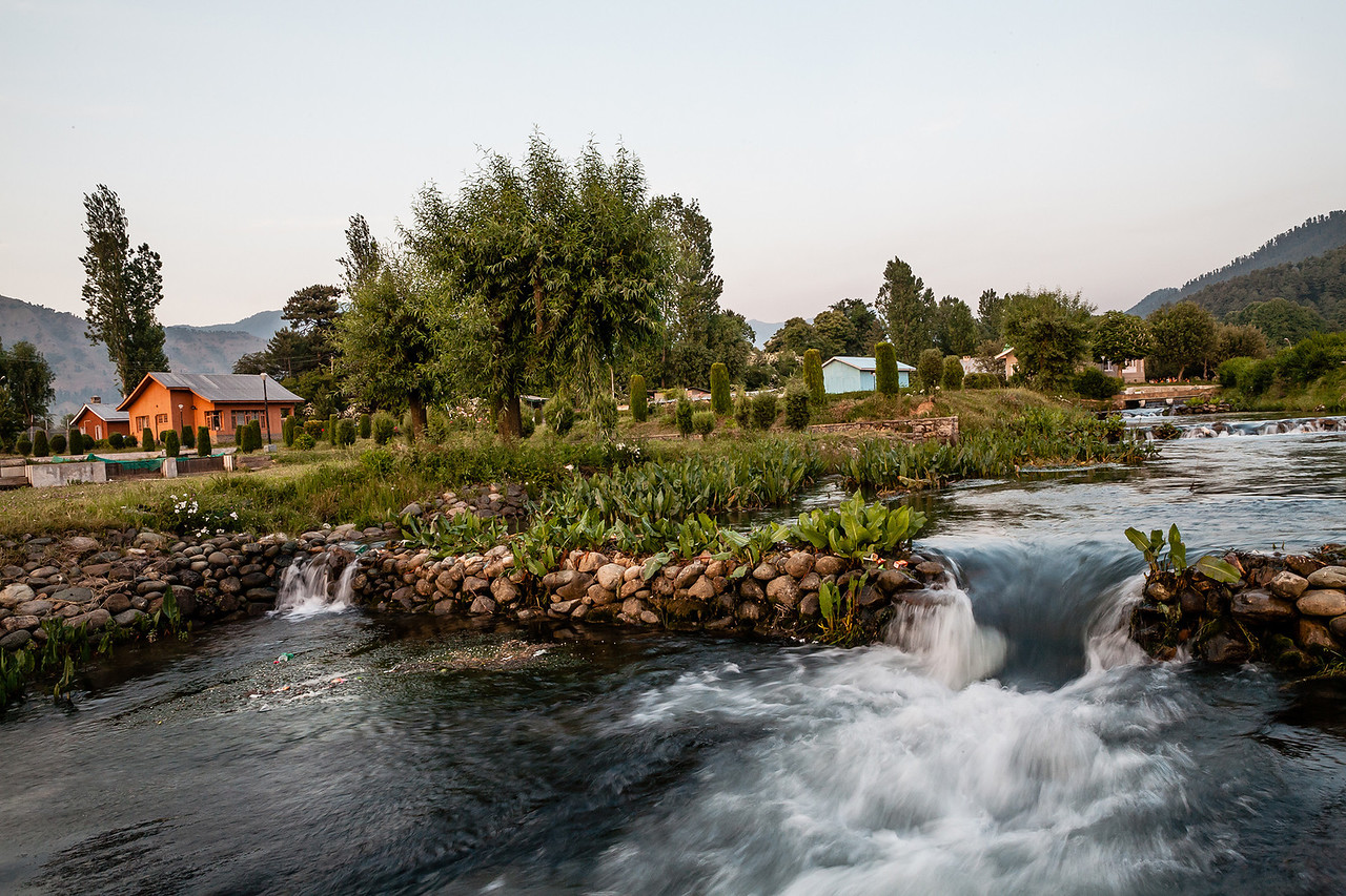 Inside Asia's largest trout fishery, Kashmir, India