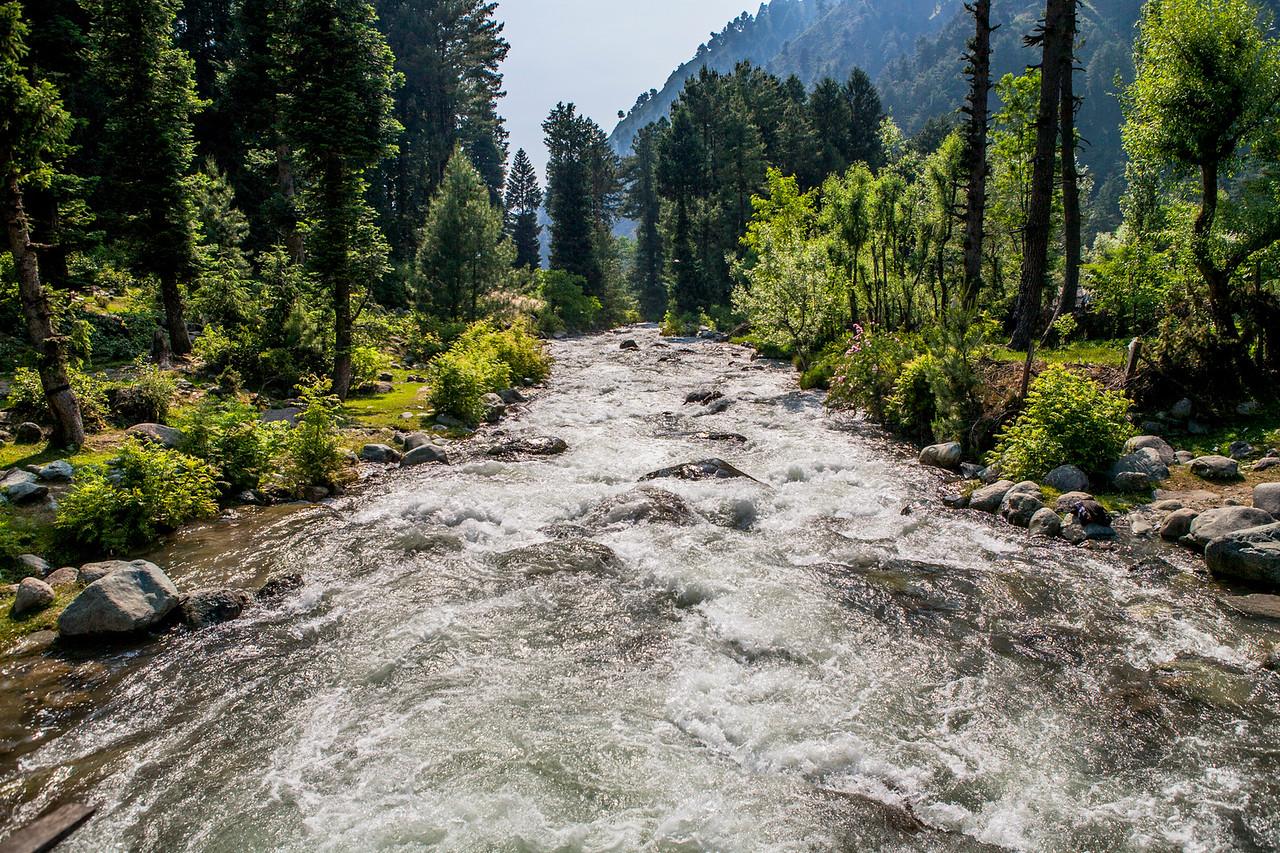 Daksum, Kashmir, India