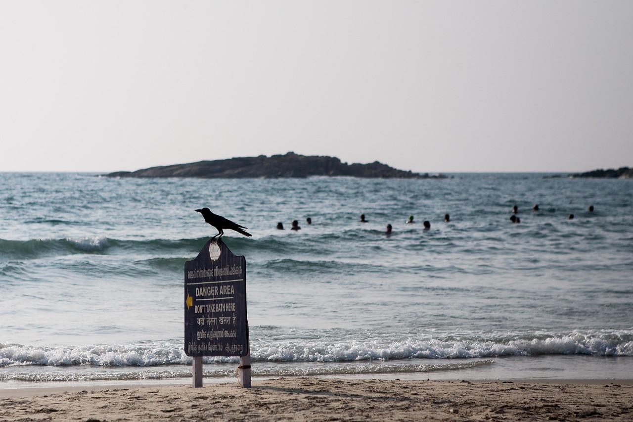 Kovalam beach, Kerala, India