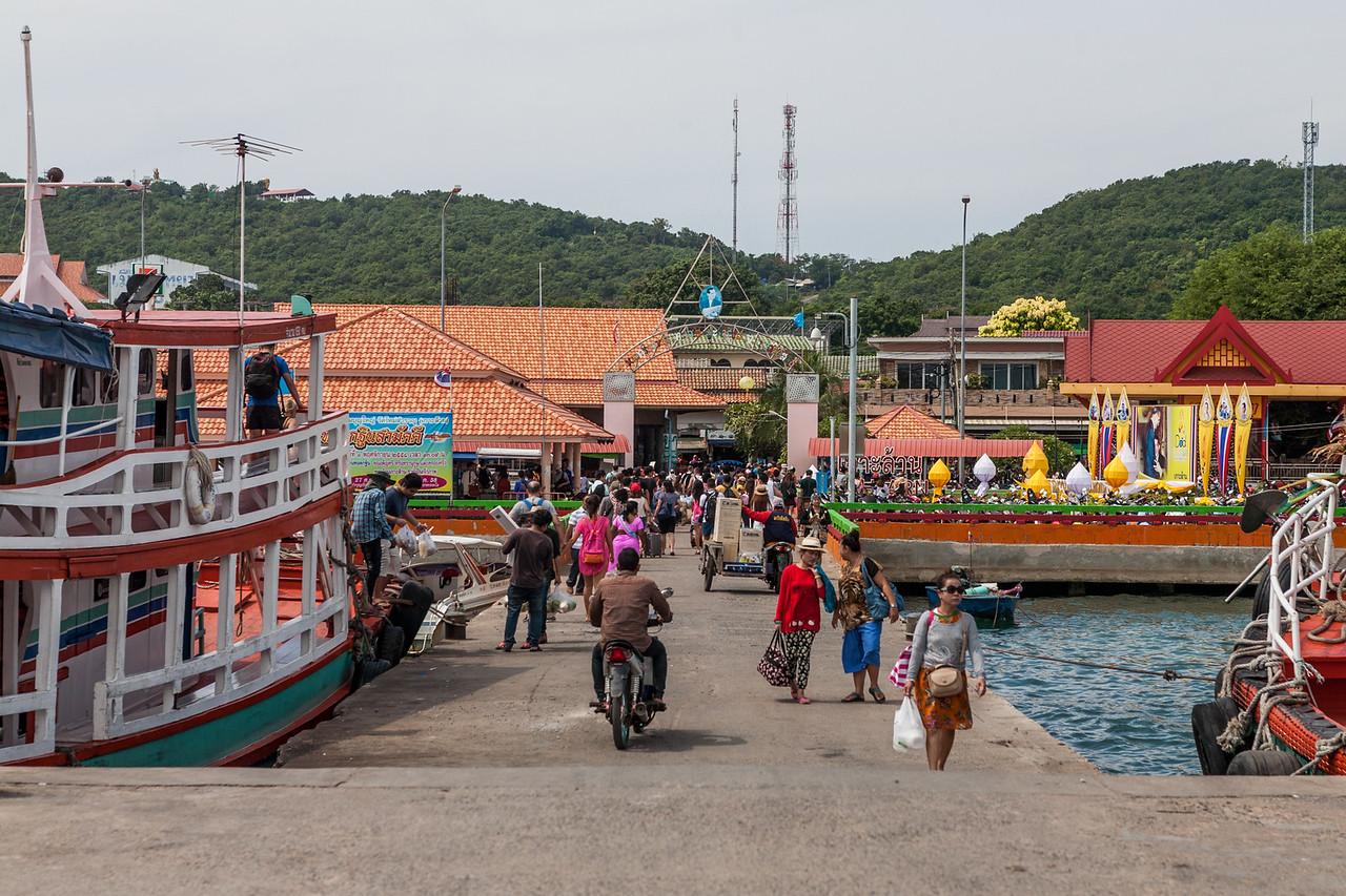 Koh Larn island, Thailand