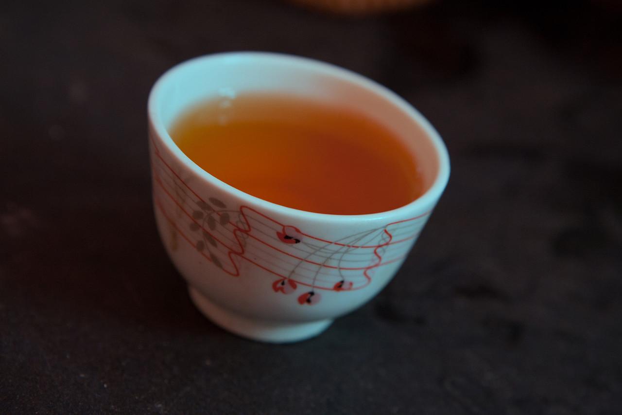 Lemon tea from Ladakh, India