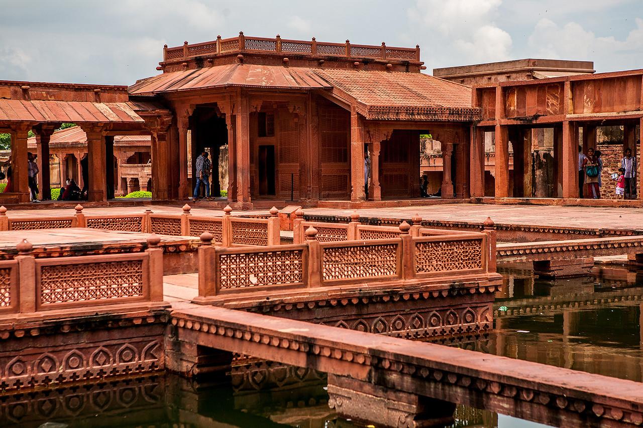 Fatehpur Sikri, Uttar Pradesh, India