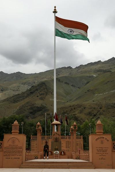 Kargil War Memorial, India