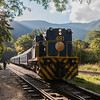 The train to Machu Picchu, Peru