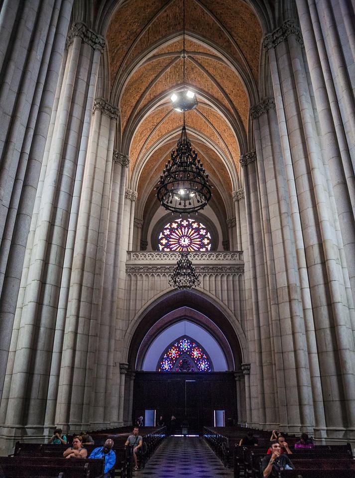 São Paulo Cathedral, Brazil