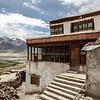 View from Karsha monastery