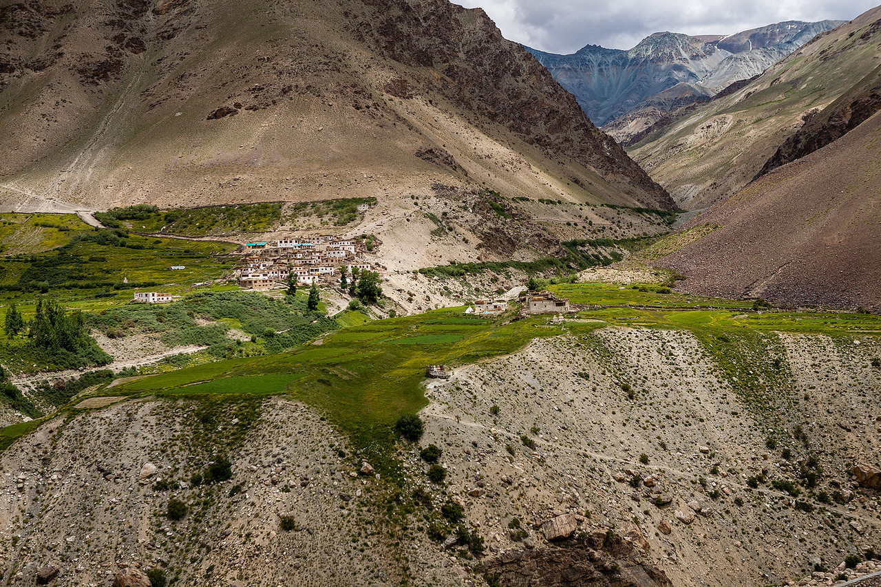 Villages of Zanskar valley