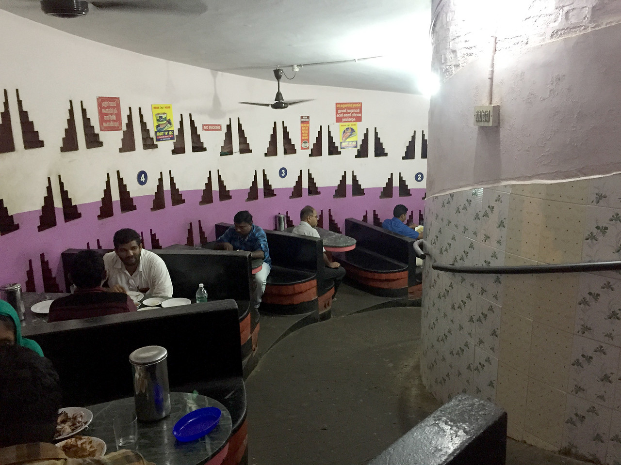 India Coffee House, Trivandrum, Kerala, India