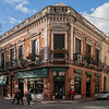 Old buildings at San Telmo, Buenos Aires, Argentina