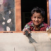 Mirror play at Kargil, India