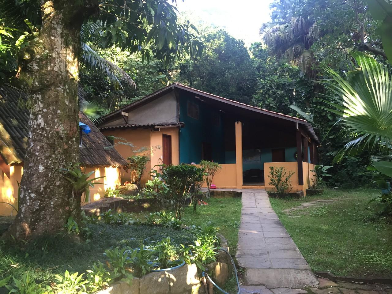 HI Hostel, Ilha Grande (Big Island), rio de Janeiro, Brazil