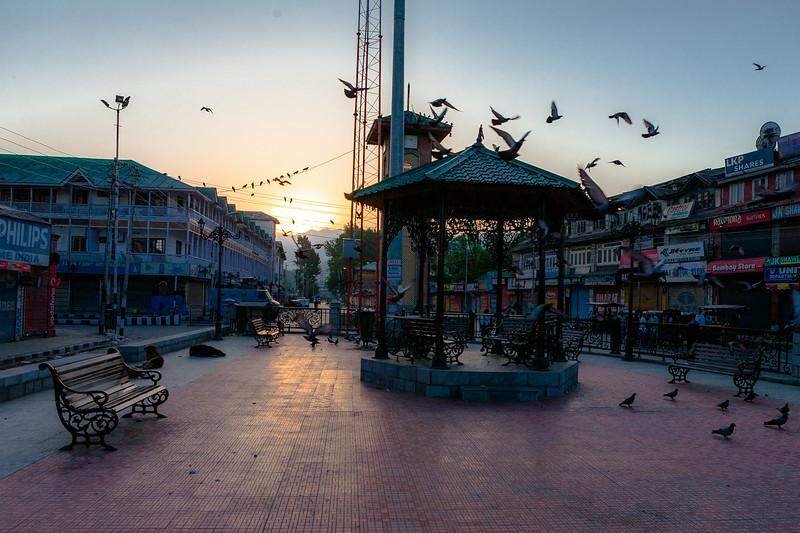 Lal Chowk, Srinagar, Kashmir, India