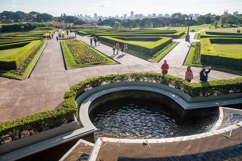 Curtiba Botanical Garden, Brazil