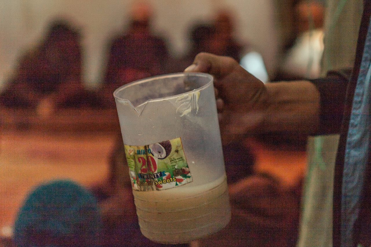 """Chang"", the staple drink of Zanskar"
