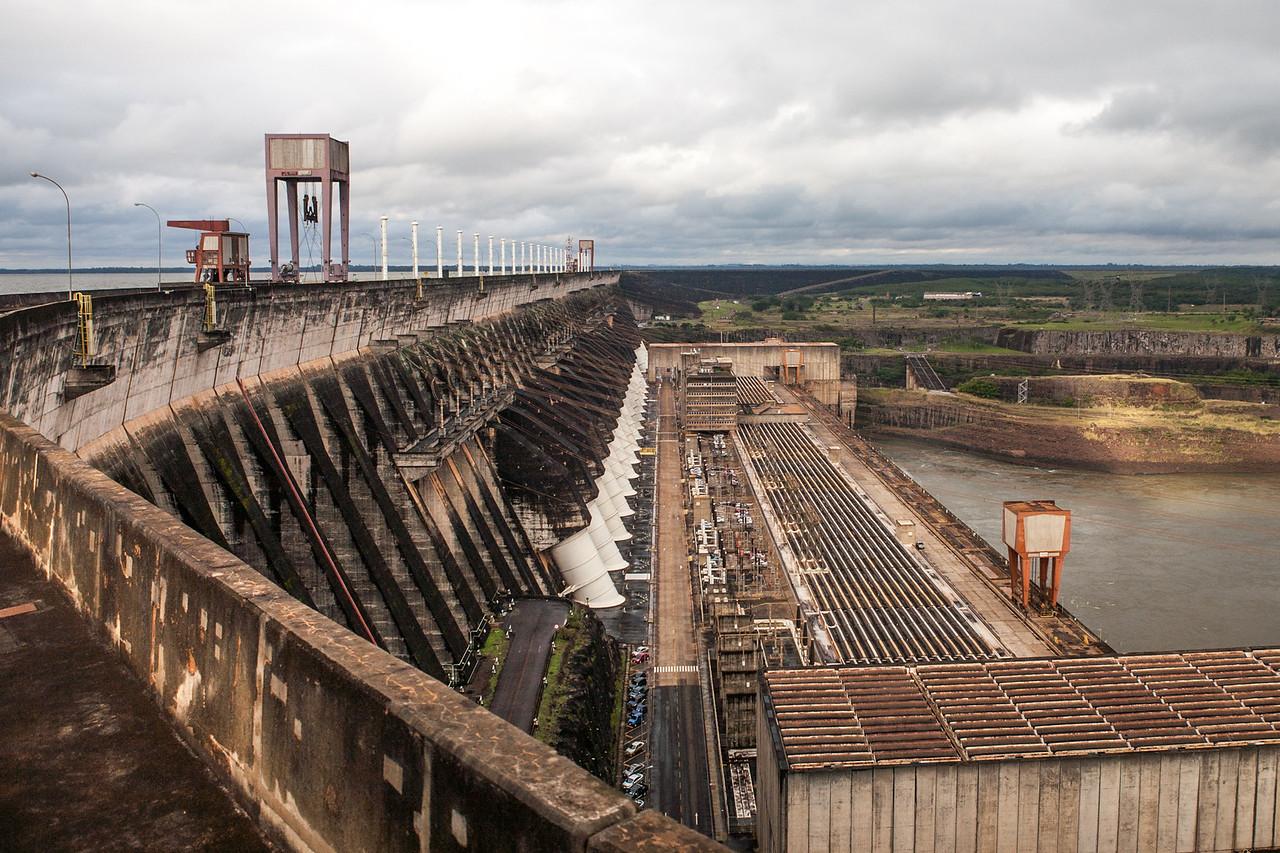 Itaipu Dam, Brazil