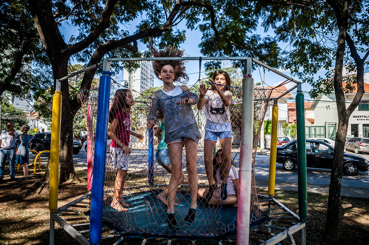 Parque Amadeu Decome, Sao Paulo, Brazil