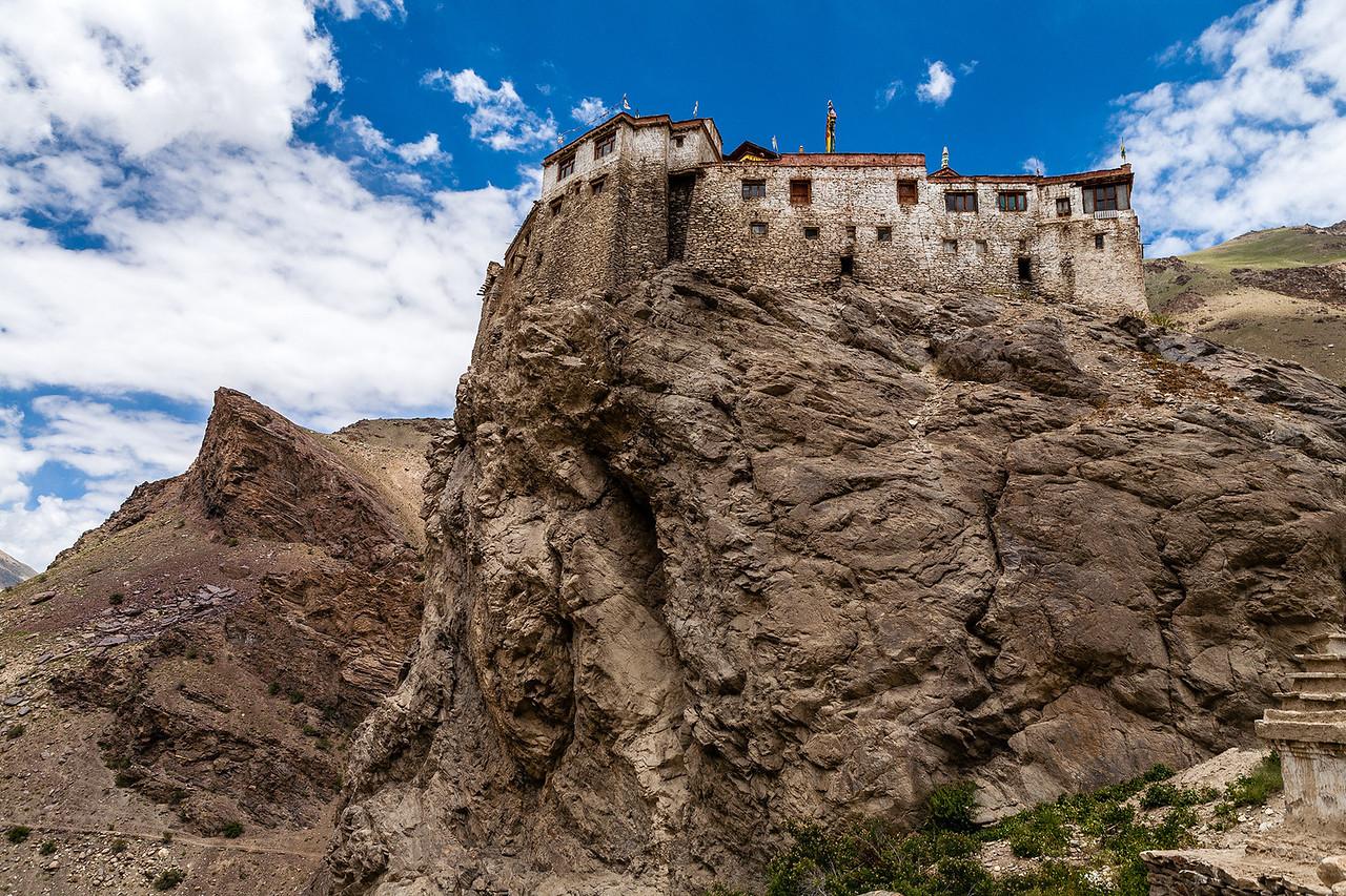 Bardan monastery, Zanskar, India
