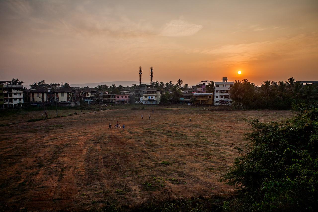 Konkan Railway train ride in Maharashtra