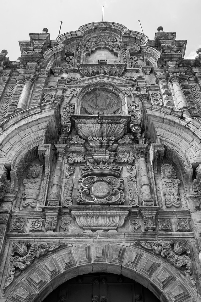 The churches of Cusco, Peru