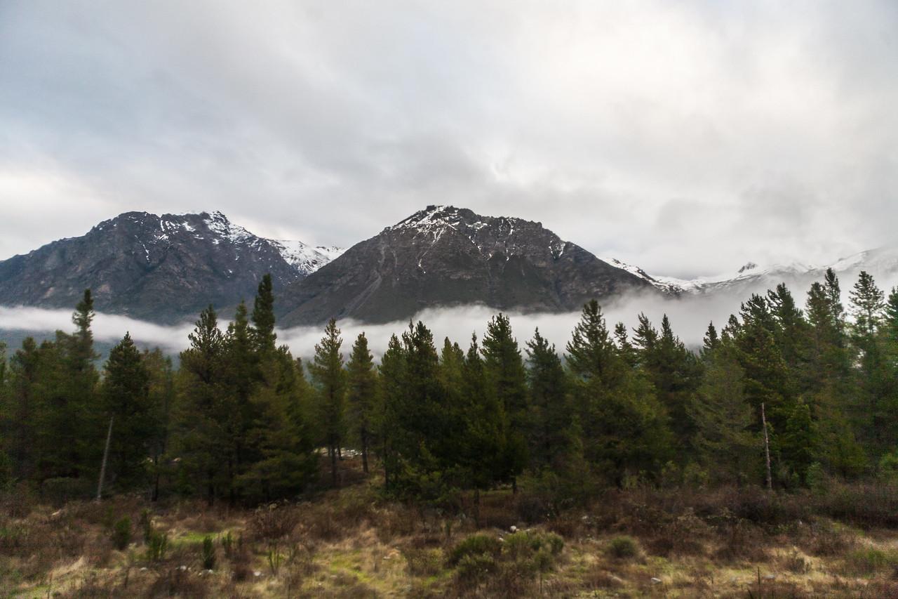Landscape near Bariloche, Argentina