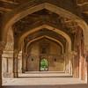 Building inside Lodhi Garden, New Delhi, India