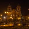 Plaza de Armas, main plaza of Cusco, Peru