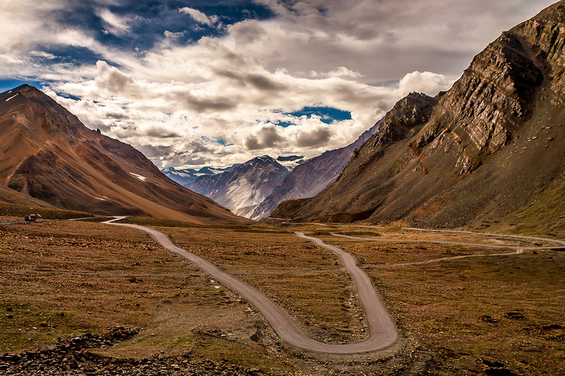 The Baralacha la - Leh to Manali Journey