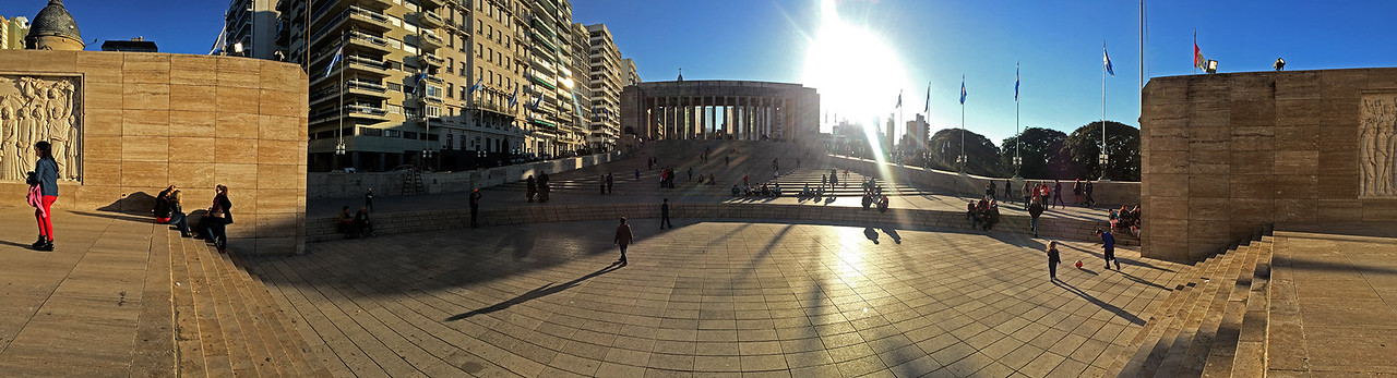 Monumento Nacional a la Bandera, Rosario, Argentina