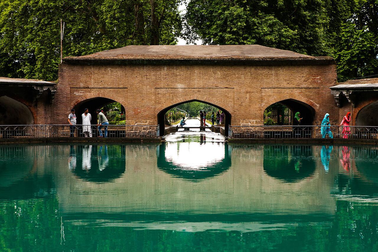 Verinag, Kashmir, India