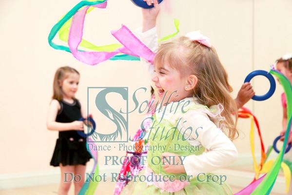 StoryDance Birthdays & Events
