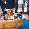 Making Gingerbread Houses for Christmas